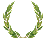 Laurel College - Laurel Wreath Logo